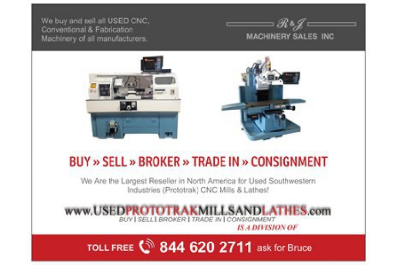 RJ Machinery Sales